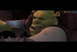 bande annonce de Shrek 4