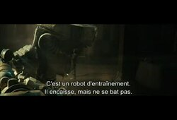 bande annonce de Real Steel