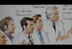 bande annonce de Le Bal des Menteurs: le procès Clearstream