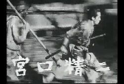 bande annonce de Les Sept Samouraïs