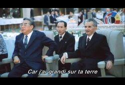 bande annonce de L'Autobiographie de Nicolae Ceausescu