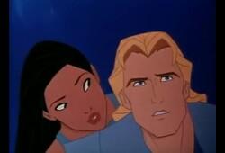 bande annonce de Pocahontas, une légende indienne