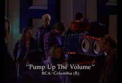 bande annonce de Pump up the volume