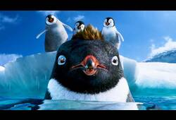 bande annonce de Happy Feet 2