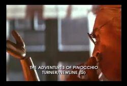 bande annonce de Pinocchio