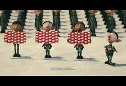 bande annonce de Mission : Noël Les aventures de la famille Noël
