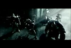 bande annonce de TMNT les tortues ninja