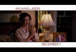 bande annonce de Playing for Keeps