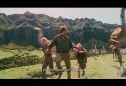 bande annonce de Jurassic Park