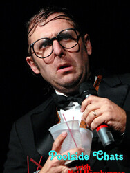 Poolside Chats With Neil Hamburger