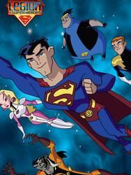 La legion des super héros