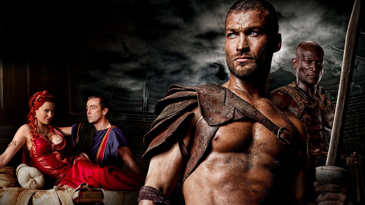 Filme Spartacus throughout spartacus - saison 4 - Épisode 1 - vodkaster