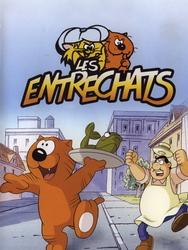 Les Entrechats