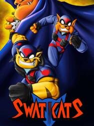 SWAT Kats: The Radical Squadron
