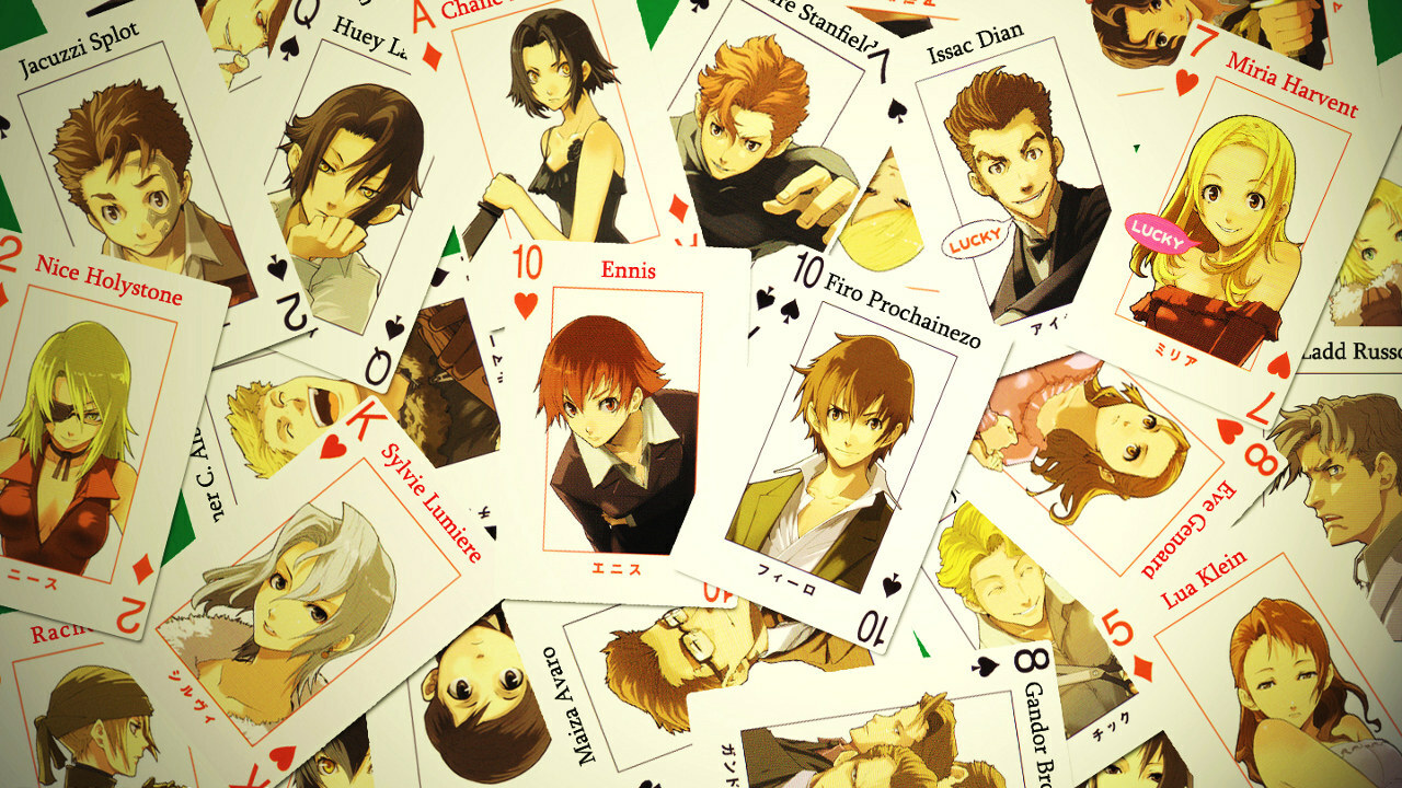 Jacuzzi Splot.Baccano Saison 1 Jacuzzi Splot Cries Gets Scared And