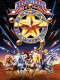 Les aventures des Galaxy Rangers