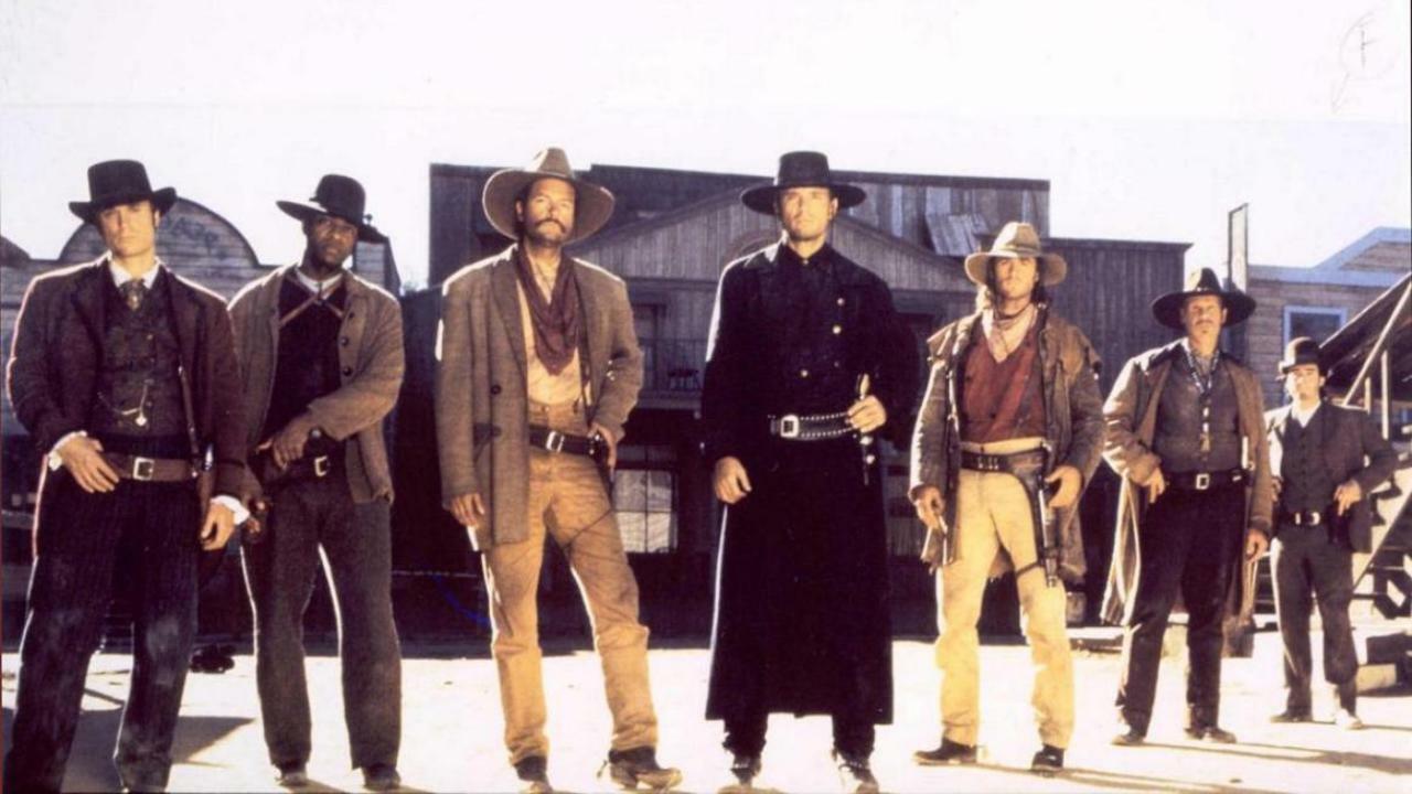 Les Sept Mercenaires S 233 Rie Tv De 1999 Vodkaster