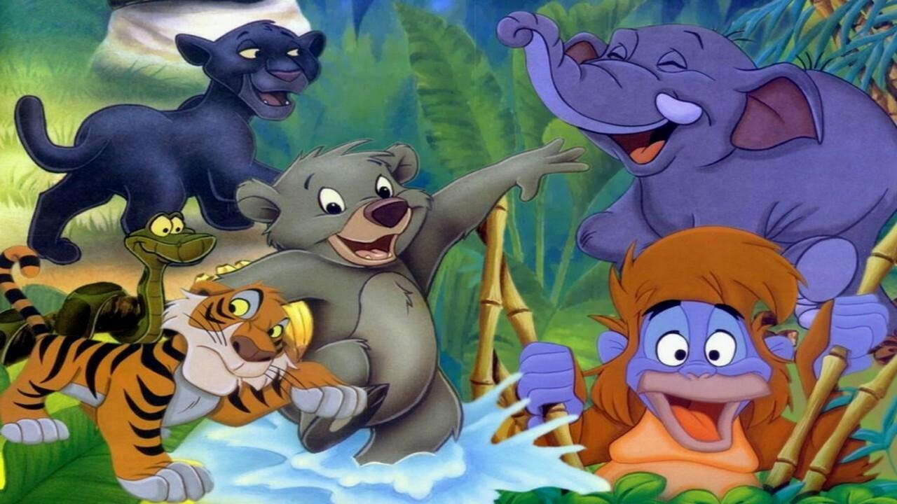 Le Livre De La Jungle Souvenirs D Enfance Saison 1 Le