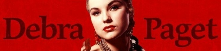 Debra Paget, mon Top