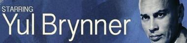 Yul Brynner, mon Top (Oscar du Meilleur acteur) (N°21 / 50)