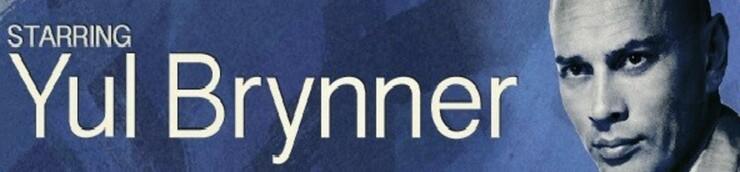 Yul Brynner, mon Top 20 (Oscar du Meilleur acteur) (N°21 / 50)