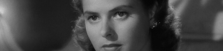 Ingrid Bergman, mon Top 10 (Oscar de la Meilleure actrice)