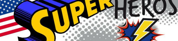 Ma liste de super-héros à moi