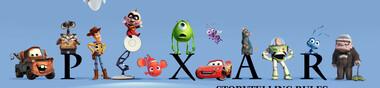 Mon Top des dessins animés Pixar