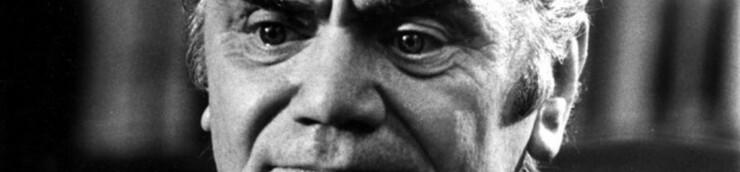Ernest Borgnine, mon Top (Oscar du Meilleur acteur)