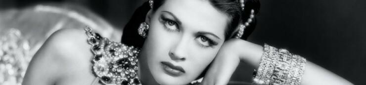 Yvonne De Carlo, mon Top 10