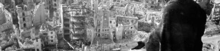 1945, l'Allemagne en ruines