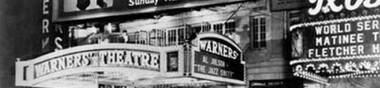 Les Premiers films parlant (1921-1932)