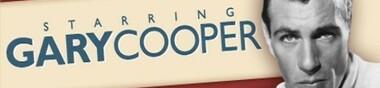 Gary Cooper, mon Top (Oscar du Meilleur acteur) (N°15 / 50)