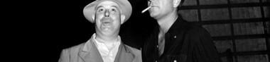 Jean Renoir & Jean Gabin