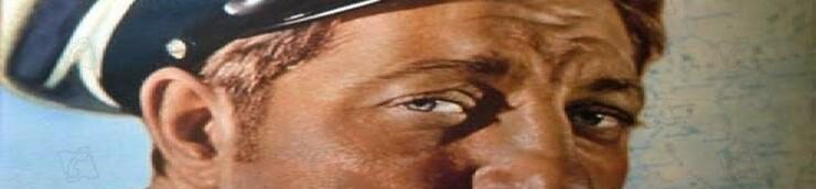 Jean Gabin vogue sur les flots