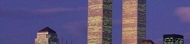 Affiches avec les Twins Towers