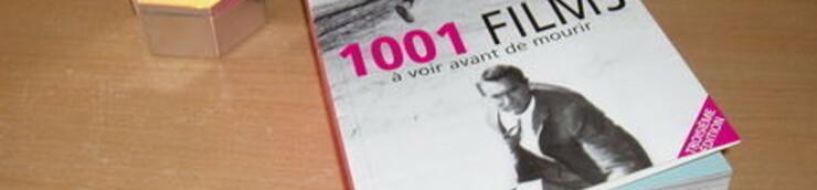 """1001 films à voir avant de mourir"" #1, par Steven Jay Schneider"