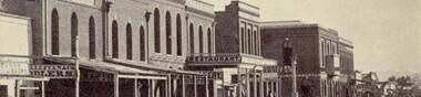 "Le Western ""Main Street"""