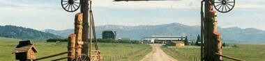 "Le Western ""Ranch story"", d'après Frank Gruber"