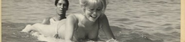 Photos de vacances de Catherine Deneuve