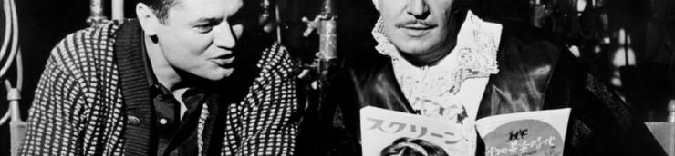 Roger Corman & Vincent Price