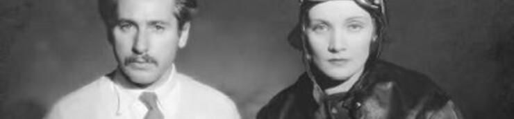 Josef von Sternberg & Marlene Dietrich