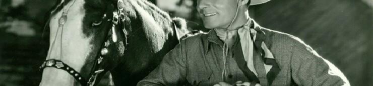 Henry Hathaway & Randolph Scott