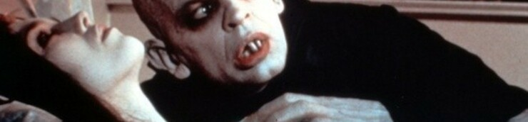 Mes films de vampires
