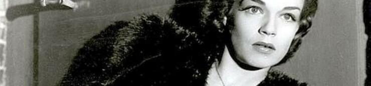Simone Signoret, mon Top (Oscar de la Meilleure actrice) (N°6 / 50)
