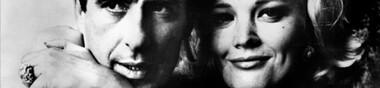 John Cassavetes & Gena Rowlands