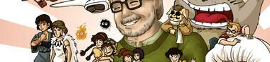 Miyazaki, l'homme pensant par delà les nuages.