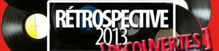 Top 20 Découvertes 2013