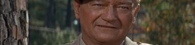 John Wayne, ses films de guerre