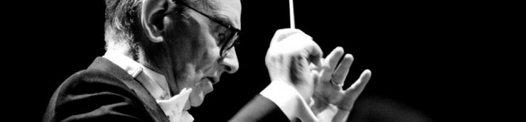 Il Maestro, Ennio Morricone